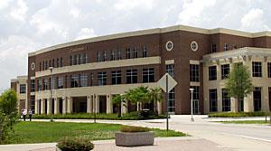 Classroom Building I Ucf Campus Map Orlando Fl