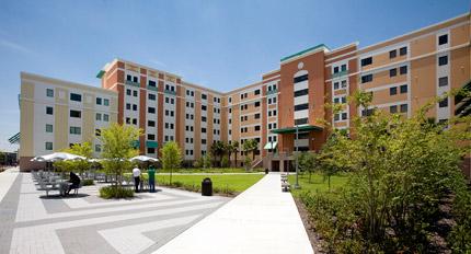 Towers At Knights Plaza Ucf Campus Map Orlando Fl